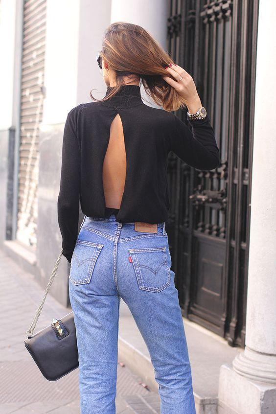 Vóc dáng mình thế nào thì mình chọn quần jeans như thế! - Ảnh 22.