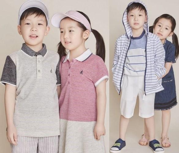 """Đâu kém cạnh bố mẹ là sao lớn xứ Hàn, các thiên thần nhí này cũng """"nổi như cồn"""", vang danh khắp mọi nơi - Ảnh 25."""