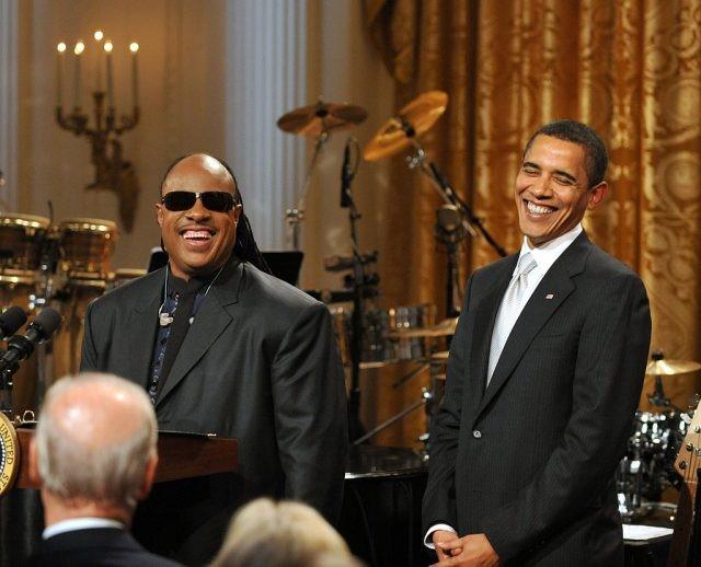 Obama và những bữa tiệc riêng tư tại Nhà Trắng - Ảnh 4.