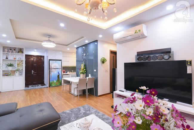 Căn hộ 104m² sở hữu hệ ban công xanh mướt mát, đẹp miễn bàn ở quận Long Biên - Ảnh 6.