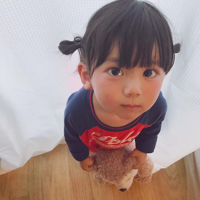 Nhóc tì Nhật Bản siêu cấp đáng yêu, mới 2 tuổi đã có 80k lượt theo dõi - Ảnh 4.