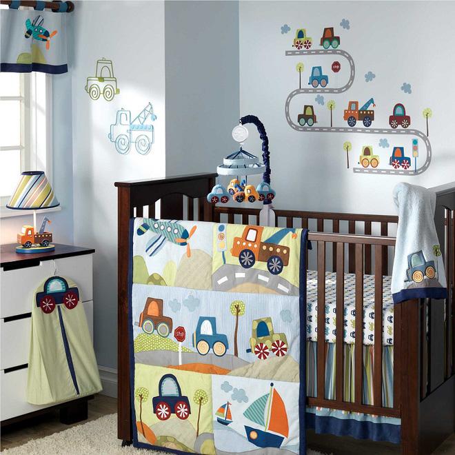 Nếu được sở hữu những phòng ngủ lung linh như thế này hẳn bé nhà bạn sẽ rất thích - Ảnh 4.