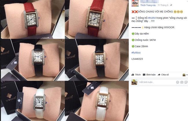 """Shop thời trang online buôn may bán đắt nhờ """"Sống chung với mẹ chồng"""" và """"Người phán xử"""" - Ảnh 4."""