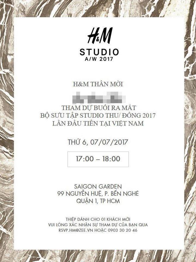 Store H&M mở ngay cạnh Zara, 7/7 tới giới thiệu BST đầu tiên tại Việt Nam! - Ảnh 4.