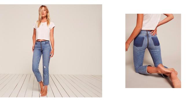 Quần jeans mà thế này thì đúng là thách thức nhau quá nhỉ! - Ảnh 4.