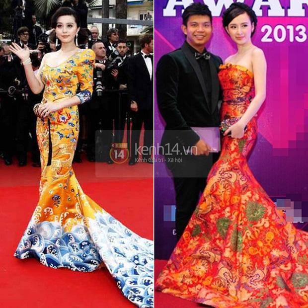 Thiên hạ đệ nhất sao chép phong cách của showbiz Việt: có lẽ là Angela Phương Trinh? - Ảnh 4.