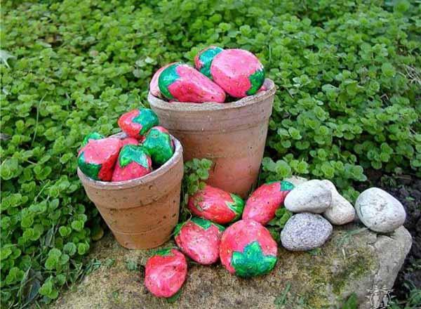 6 ý tưởng biến sỏi đá thành đồ trang trí nhà cực đẹp lại rất dễ làm - ảnh 1