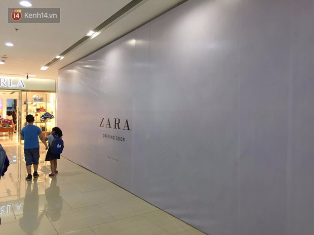 Zara Việt Nam xác nhận ngày khai trương chính thức store thứ 2 tại Vincom Bà Triệu vào ngày 9/11 tới - Ảnh 4.