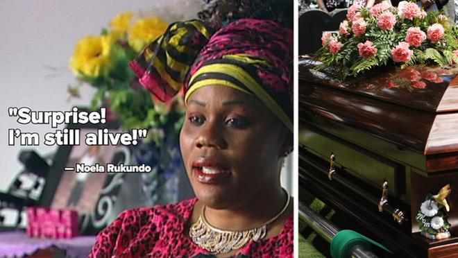 Xuất hiện bất ngờ trong đám tang của mình, người vợ vạch trần âm mưu thâm hiểm từ người chồng máu lạnh - Ảnh 4.