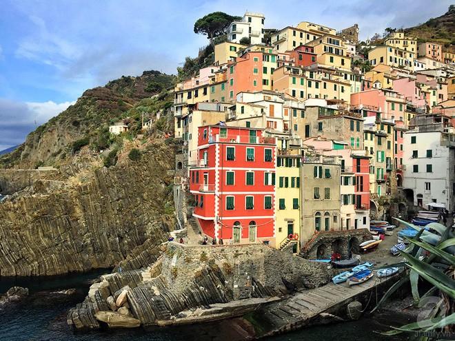 Cinque Terre – Chạm tay vào giấc mơ mang màu cổ tích của nước Ý - Ảnh 4.