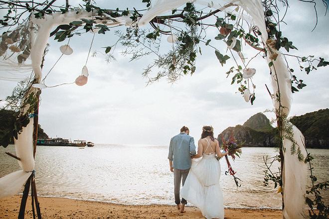 Đám cưới bí mật đẹp như mơ có 1-0-2 của cặp đôi Tây bỏ trốn trên đảo Cát Bà - Ảnh 35.