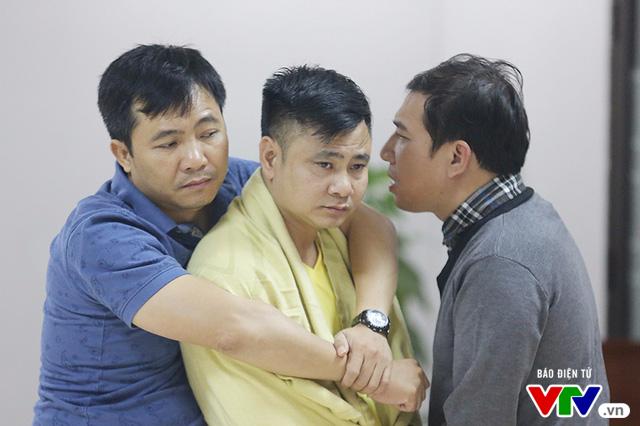 Táo quân 2017: Táo Tự Long bị kích động, gây náo loạn buổi tập - Ảnh 5.