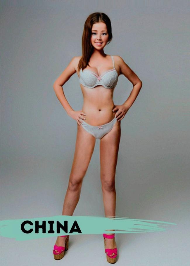 Nếu bạn còn nghĩ mình béo thì cứ tự tin lên, tiêu chuẩn cái đẹp chẳng ở đâu giống nhau cả - Ảnh 5.