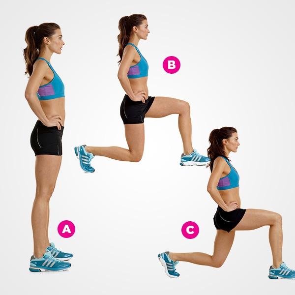CHIA SẺ! 1 tiếng trong phòng gym chẳng là gì so với 4 phút thể dục tại nhà theo BÀI NÀY!