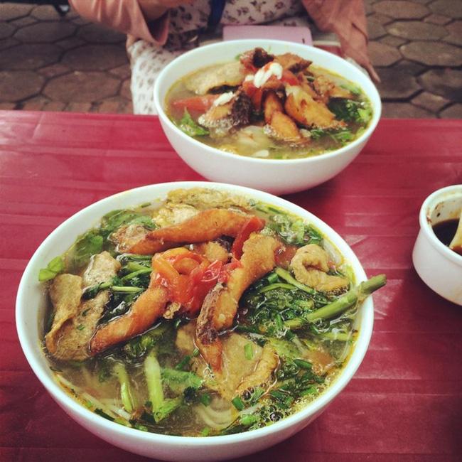 9 quán bún giá mềm cho bữa sáng ngon tuyệt ở Hà Nội - Ảnh 28.