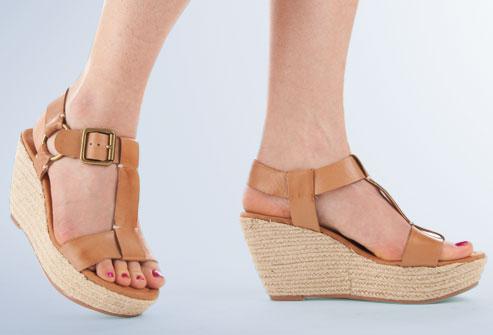 Giày dép là đam mê của phái đẹp, nhưng những kiểu giày nguy hiểm này thì nên tránh chị em ạ - Ảnh 5.