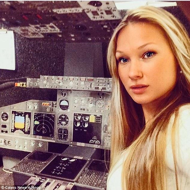 Cuộc sống đáng mơ ước của nữ phi công 9X - Ảnh 6.
