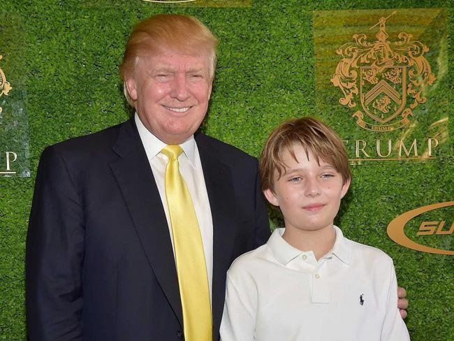 Những điều chưa kể về các con trai, con gái của Tổng thống Mỹ Donald Trump - Ảnh 5.