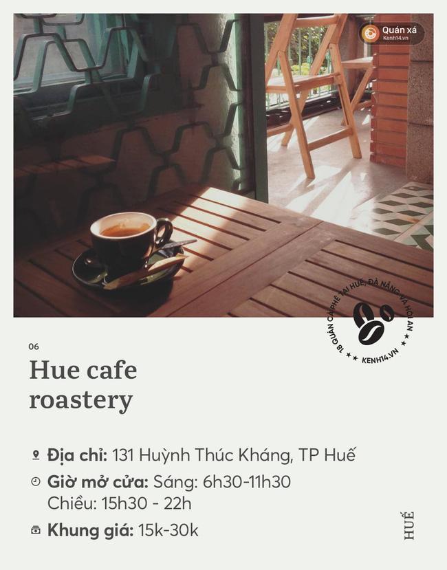 Cẩm nang những quán cà phê cực xinh cho ai sắp đi Huế - Đà Nẵng - Hội An - Ảnh 5.