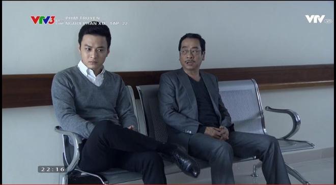 Lộ kết phim Người phán xử: Phan Quân rút súng bắn chết con ruột? - Ảnh 1.