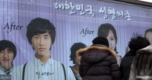 Nam giới Hàn Quốc đua nhau đi phẫu thuật thẩm mỹ để trở thành trai xinh như thần tượng - Ảnh 5.