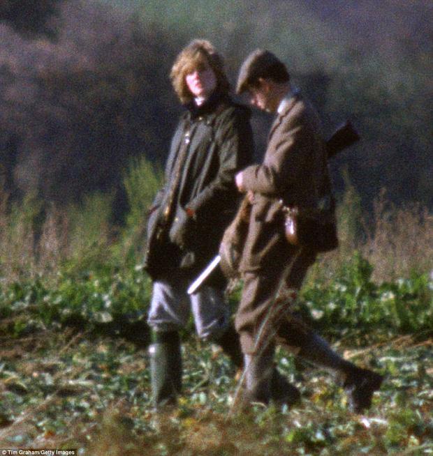 Trước những bi kịch hôn nhân, Công nương Diana và Thái tử Charles từng có một cuộc tình hạnh phúc - Ảnh 8.