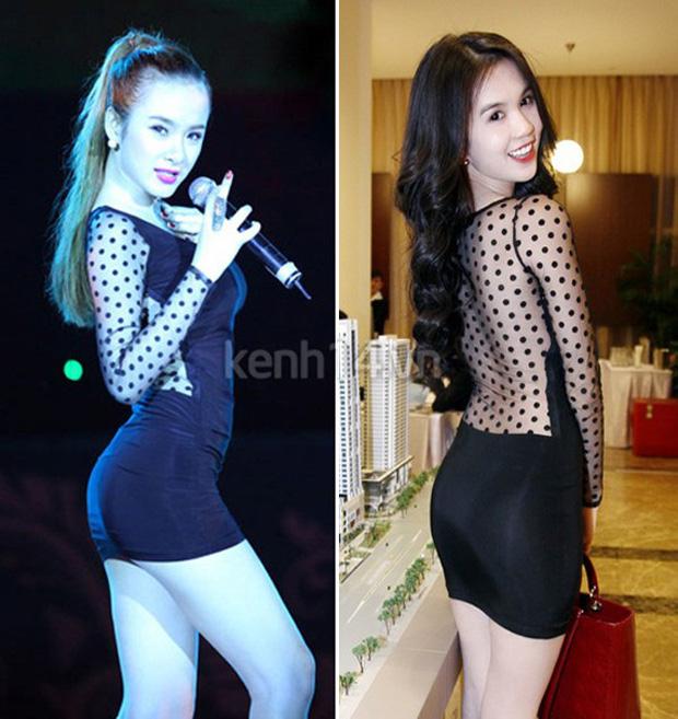Thiên hạ đệ nhất sao chép phong cách của showbiz Việt: có lẽ là Angela Phương Trinh? - Ảnh 5.