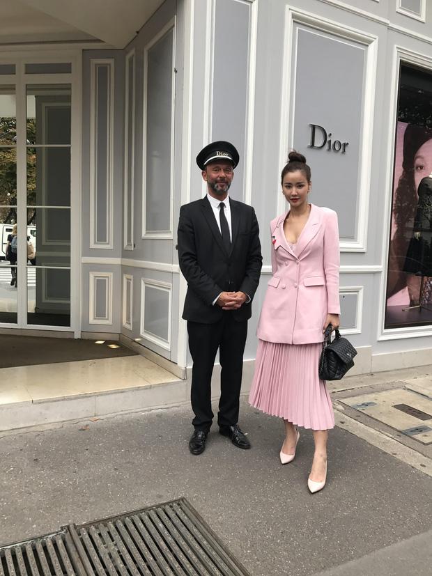 Vừa đấu khẩu chán chê với Tâm Tít xong, Maya quyết định sang ngao du Paris Fashion Week - Ảnh 5.