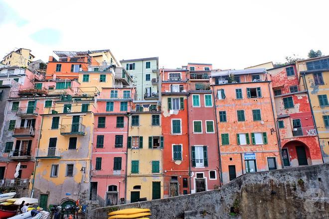 Cinque Terre – Chạm tay vào giấc mơ mang màu cổ tích của nước Ý - Ảnh 5.