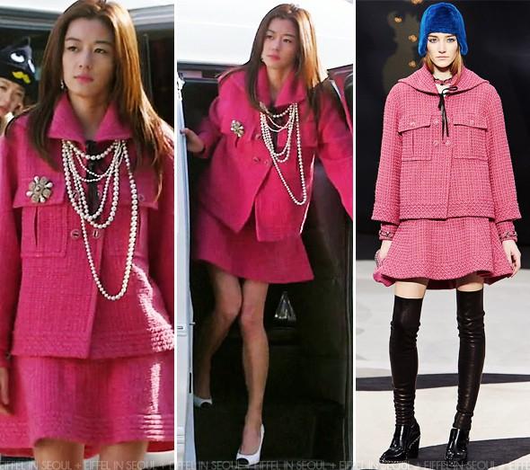Diện đồ hiệu đẹp hơn cả người mẫu, đó chính là mợ chảnh Jeon Ji Hyun - Ảnh 5.