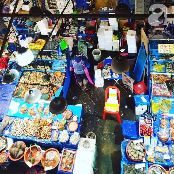 Đi Seoul mà mê hải sản, nhất định phải đến chợ Norangjin - Ảnh 5.