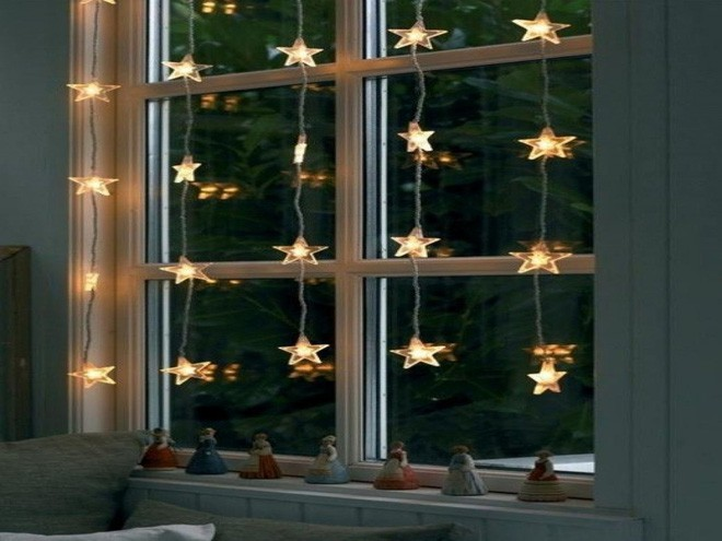 Mang không khí Giáng sinh đến từng khung cửa sổ nhà bạn với hàng loạt ý tưởng trang trí sáng tạo - Ảnh 5.