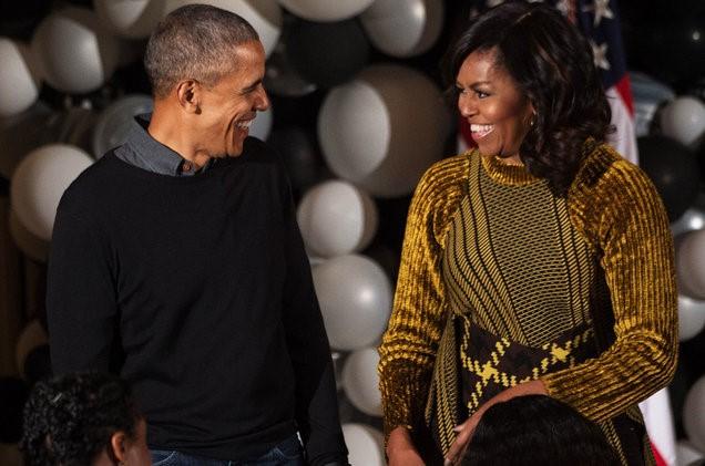 Obama và những bữa tiệc riêng tư tại Nhà Trắng - Ảnh 6.