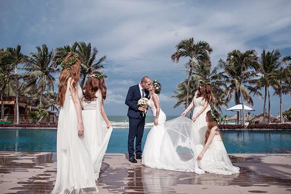 Sở hữu hình thể đẹp mỹ mãn cô dâu Việt và chú rể Úc chụp ảnh cưới phóng khoáng sexy, táo bạo hết mức - Ảnh 6.