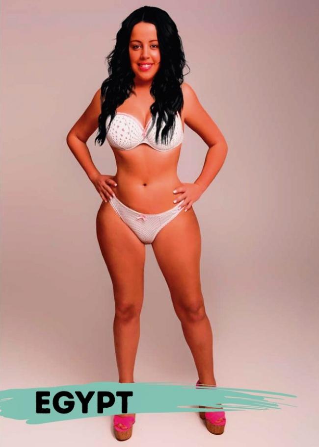 Nếu bạn còn nghĩ mình béo thì cứ tự tin lên, tiêu chuẩn cái đẹp chẳng ở đâu giống nhau cả - Ảnh 6.