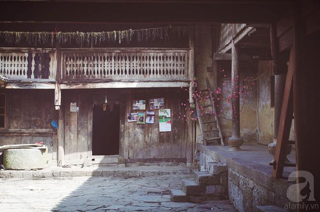Ngẩn ngơ ngắm sắc trắng, sắc hồng của hoa mận, hoa đào ở Hà Giang - Ảnh 6.