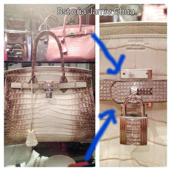 Bị tố dùng hàng fake, Hoa hậu Hải Dương - chủ nhân chiếc Birkin giá 5 tỷ đồng xin miễn đôi co - Ảnh 6.