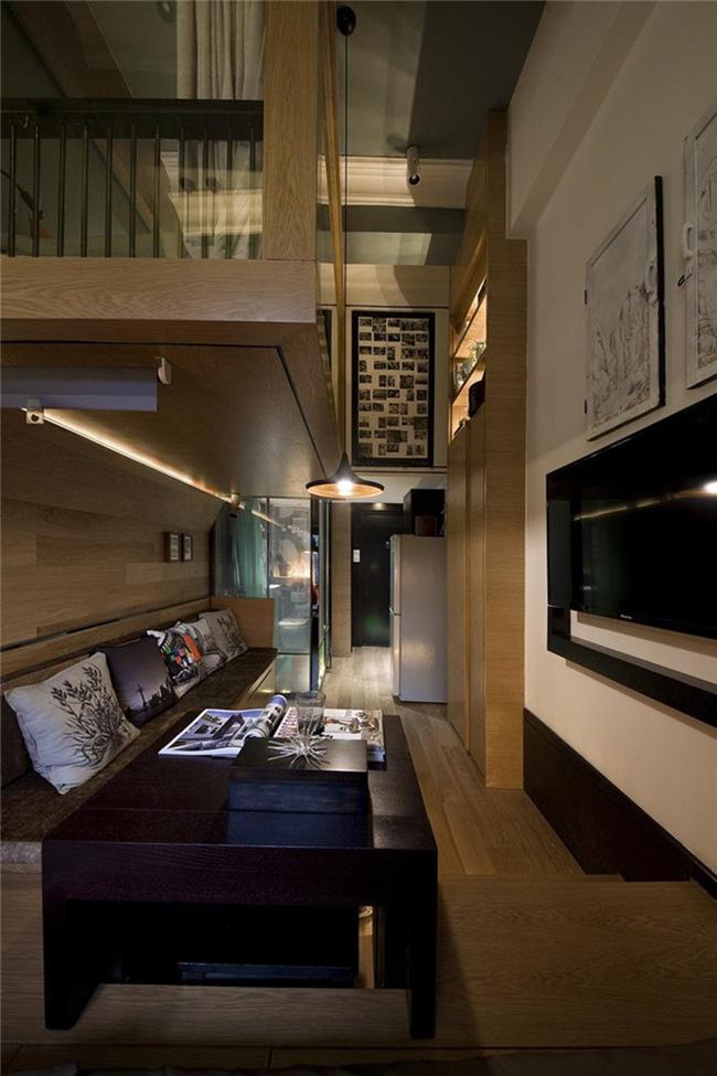 Cải tạo căn hộ 14m² thành không gian đẹp ngất ngây với 3 phòng ngủ tiện dụng - Ảnh 6.