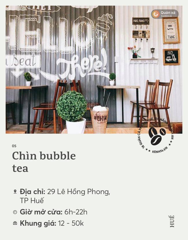 Cẩm nang những quán cà phê cực xinh cho ai sắp đi Huế - Đà Nẵng - Hội An - Ảnh 6.