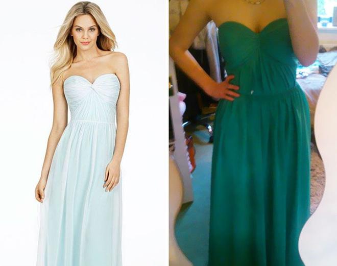 Những bộ váy prom thảm họa mua online biến công chúa thành phù thủy trong chớp mắt - Ảnh 7.