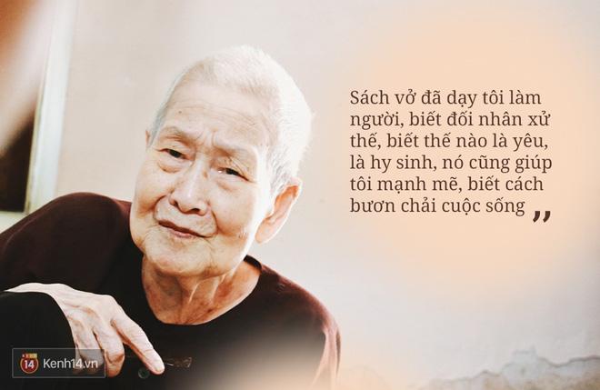 Gặp cụ bà 97 tuổi được phong sành sỏi Internet nhất Việt Nam: Tôi bị ung thư 3 năm nay, nhưng còn sức thì còn học! - Ảnh 6.