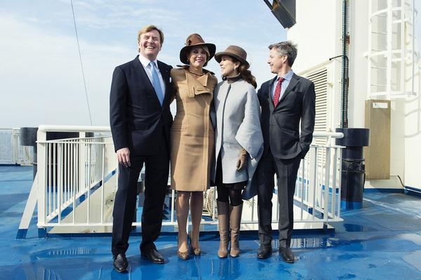 Có một vị công nương còn mặc đẹp hơn cả Kate Middleton - Ảnh 8.