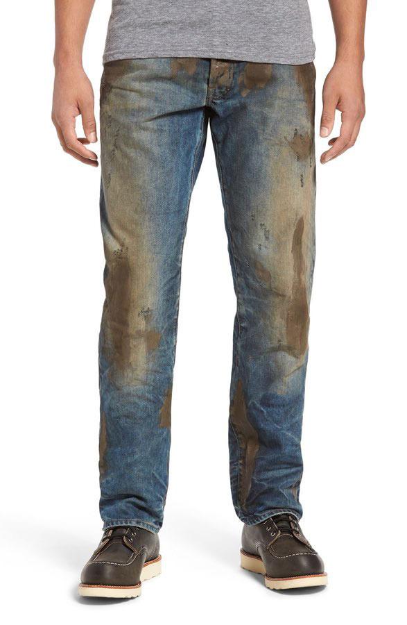 Quần jeans mà thế này thì đúng là thách thức nhau quá nhỉ! - Ảnh 6.
