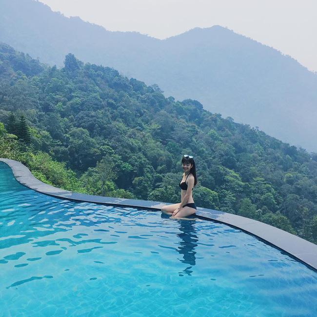2 resort có bể bơi vô cực đẹp ngất ngây, cách Hà Nội chỉ 1 đêm đi tàu - Ảnh 15.