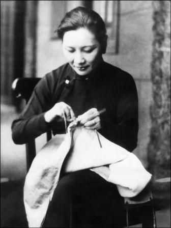 Vợ của tổng thống Trung Hoa Dân quốc - Tống Mỹ Linh giàu cỡ nào? - Ảnh 2.