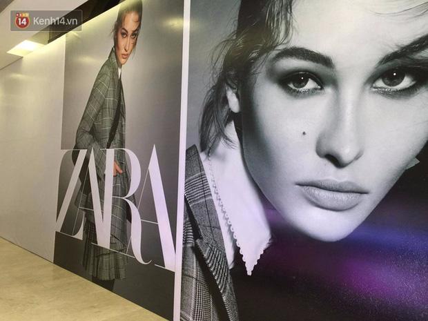 Zara treo biển Opening Soon to đùng tại Vincom Bà Triệu, ngày khai trương đến gần lắm rồi - Ảnh 6.