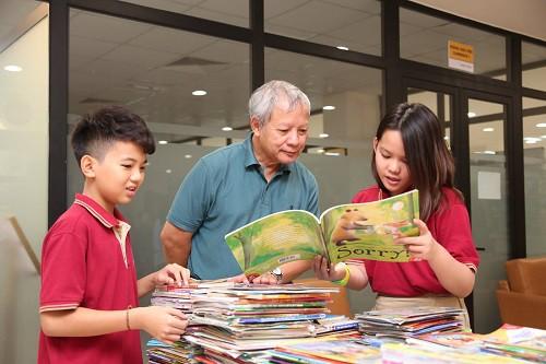 Vinschool Book Fair 2017 đón nhà văn dành cho tuổi teen nổi tiếng thế giới - Ảnh 6.