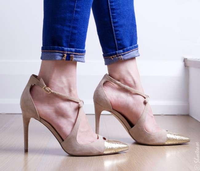 Giày dép là đam mê của phái đẹp, nhưng những kiểu giày nguy hiểm này thì nên tránh chị em ạ - Ảnh 7.