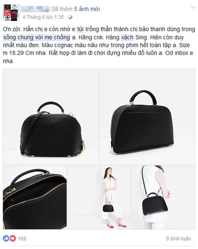 """Shop thời trang online buôn may bán đắt nhờ """"Sống chung với mẹ chồng"""" và """"Người phán xử"""" - Ảnh 7."""