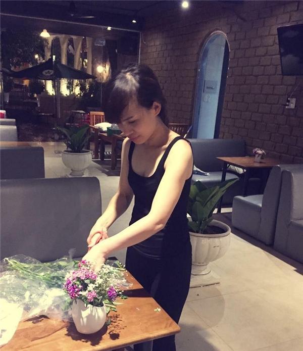 Chân dung Hoài Lê, người chị dâu giàu có nhưng giản dị, rất thân thiết với Hồ Ngọc Hà - Ảnh 8.